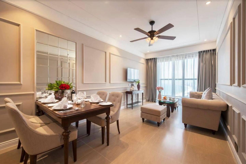 Apartment Altara Suites by Sheraton  30th floor  photo 18207049