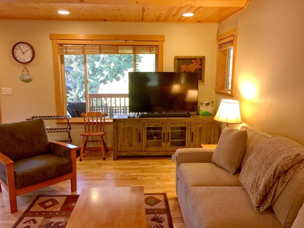 Mt. Baker Lodging Cabin #65 – HOT TUB, FIREPLACE, PETS OK, BBQ, WIFI, SLEEPS-10! photo 4001016