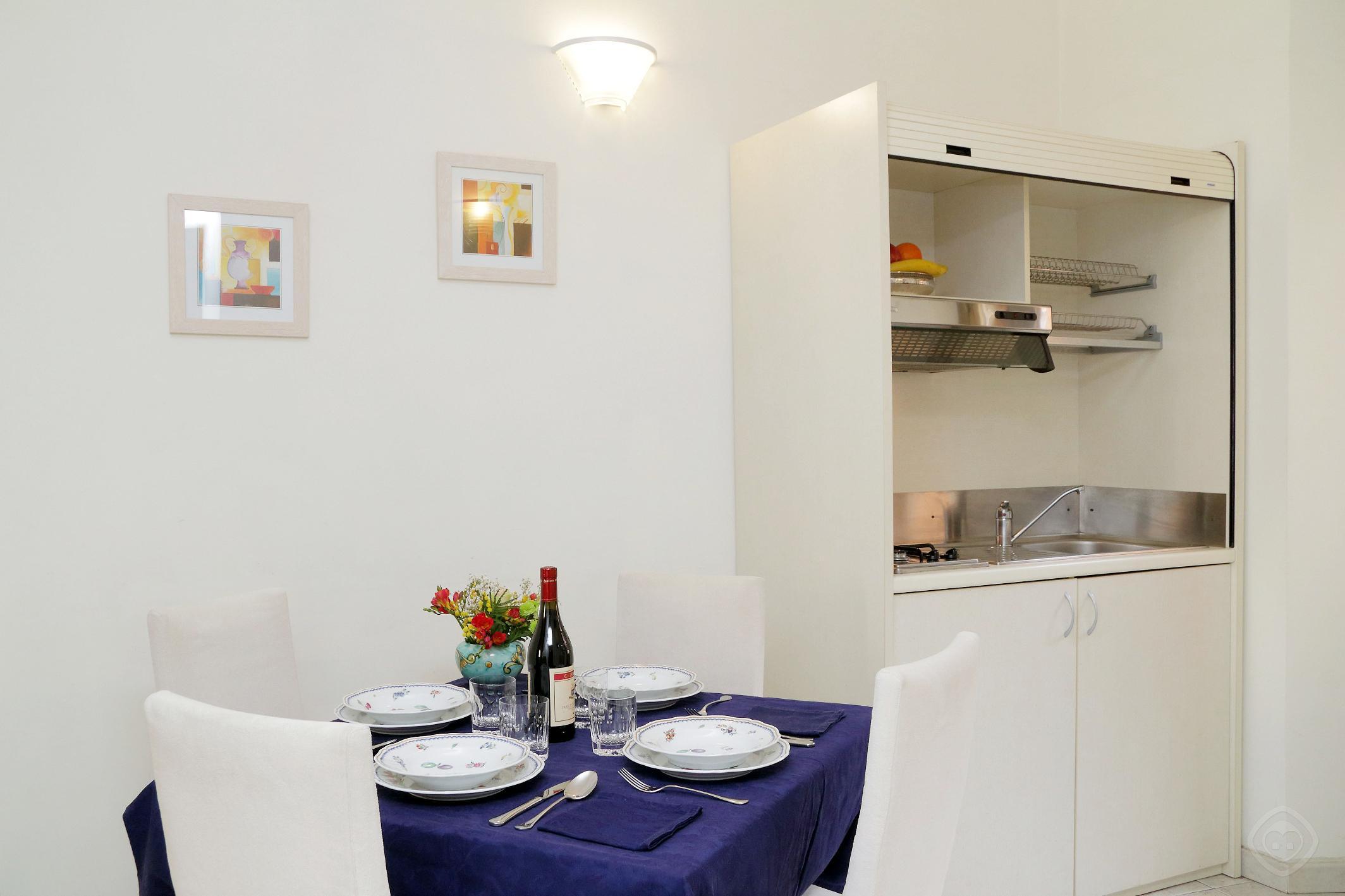 Domus Valentina apartment Rome photo 31816561