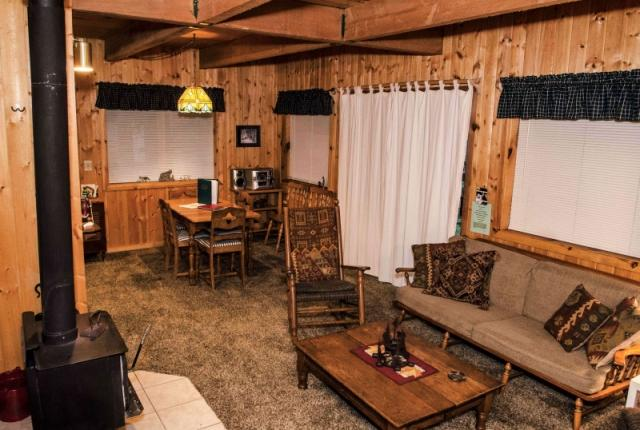 Mt. Baker Lodging Cabin #32 – WOODSTOVE, BBQ, WASHER/DRYER, PETS OK, SLEEPS-7! photo 59874