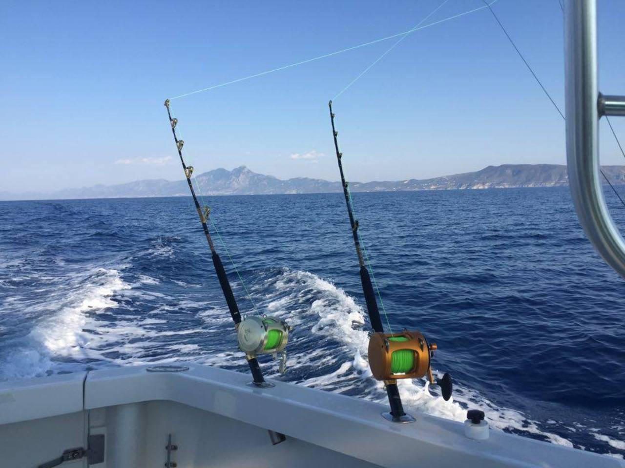 Monster Fish Alanya fishing trip photo 3260674