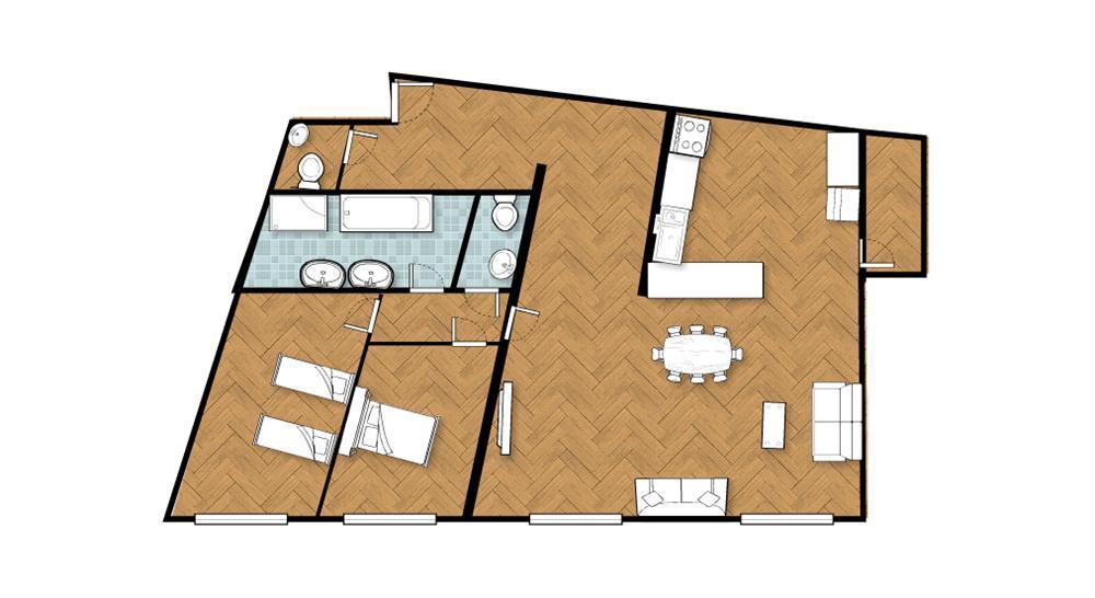 Apartment Opera 303 photo 31593279