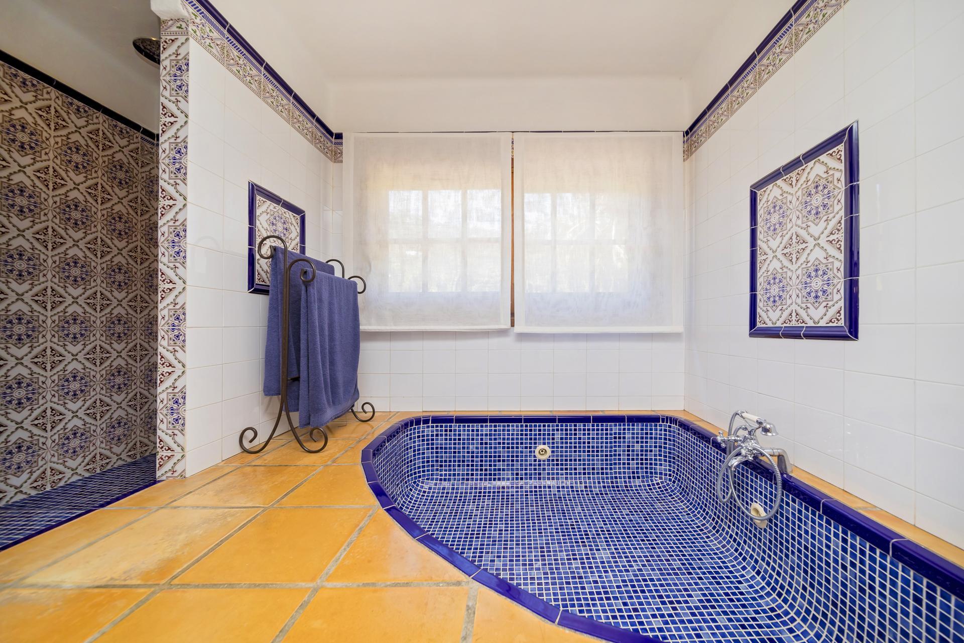 Apartment Villa Cas Berris  Lujo y Vista mar en Es Cubells photo 17812554