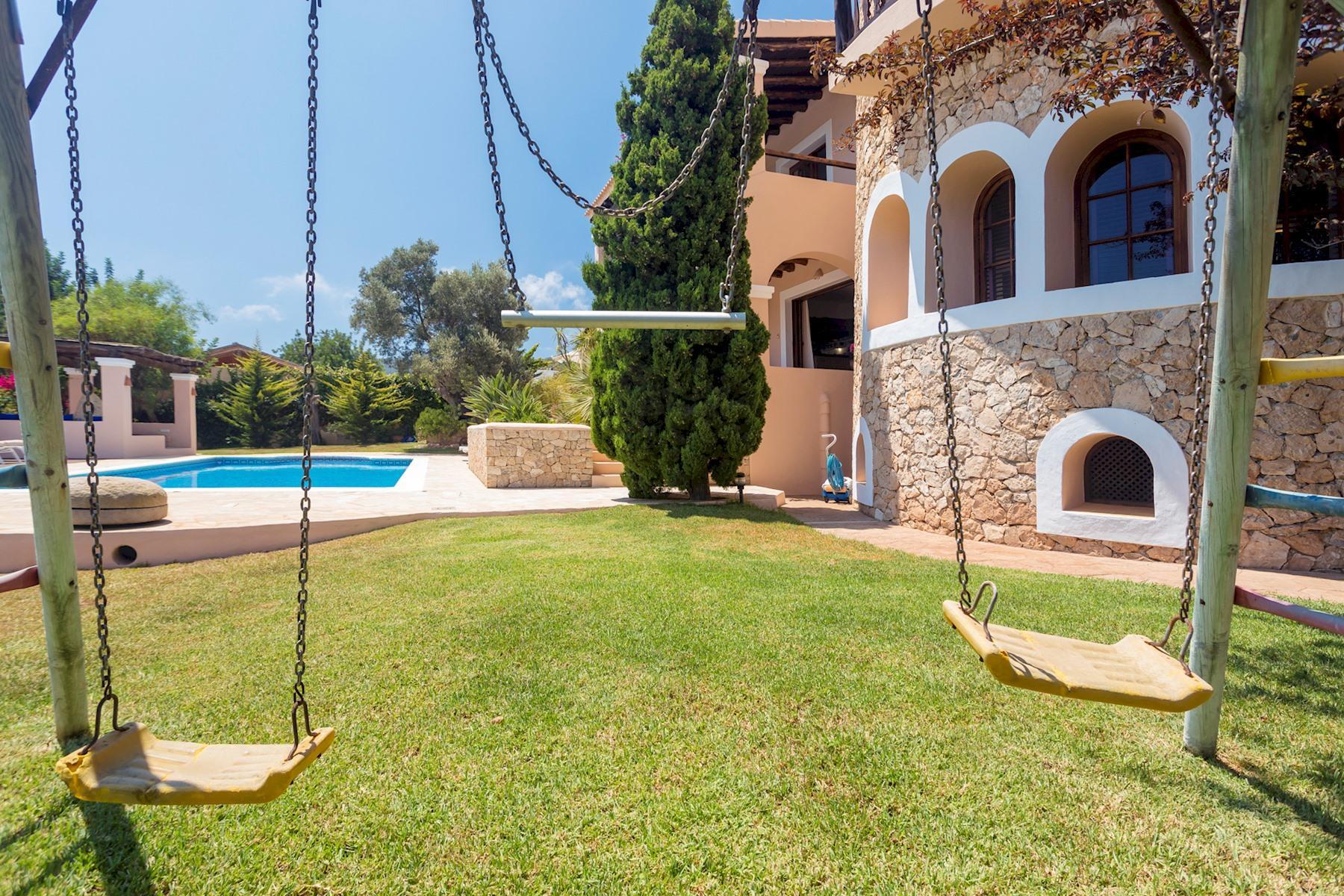 Apartment Villa Cas Berris  Lujo y Vista mar en Es Cubells photo 17812538