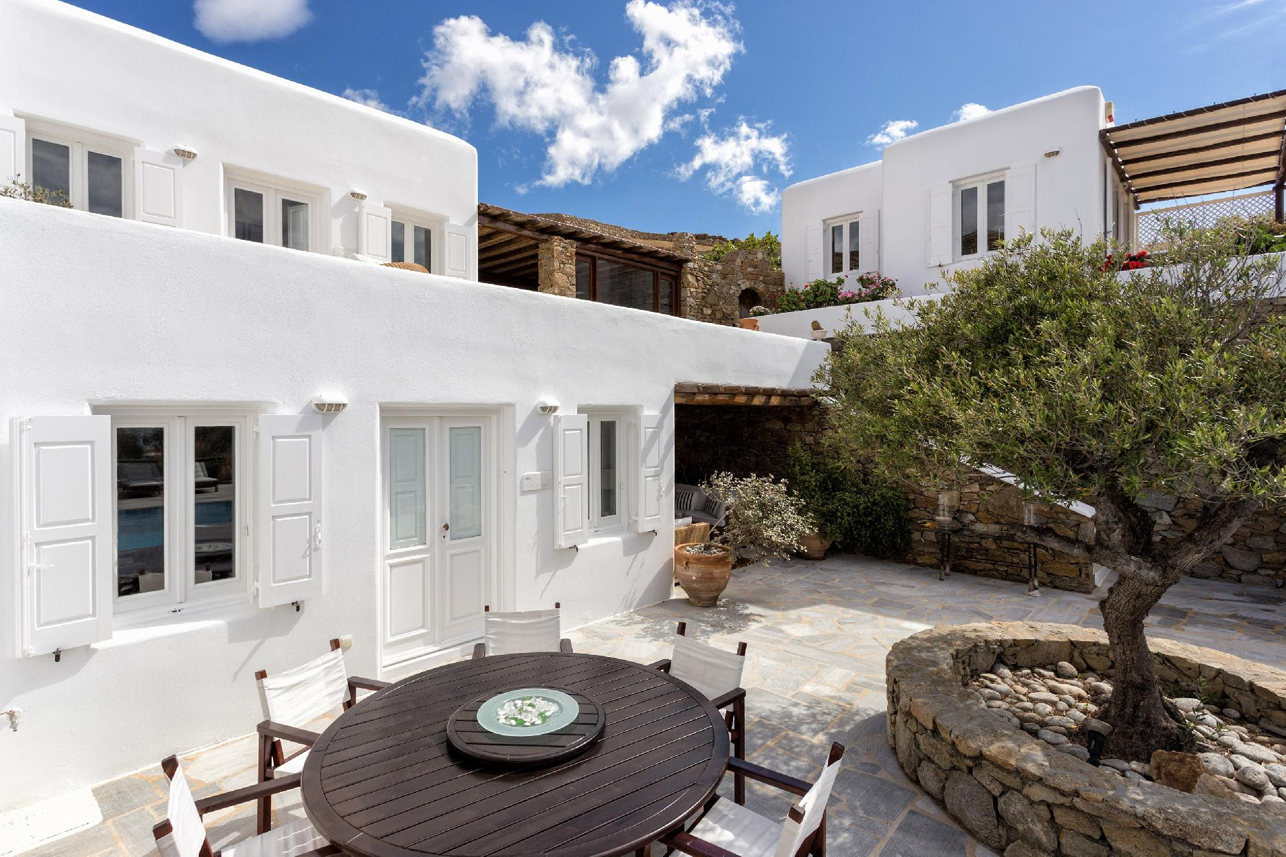 Apartment HOUSE OF THE MOON The Galaxy Mykonos villa photo 1411947