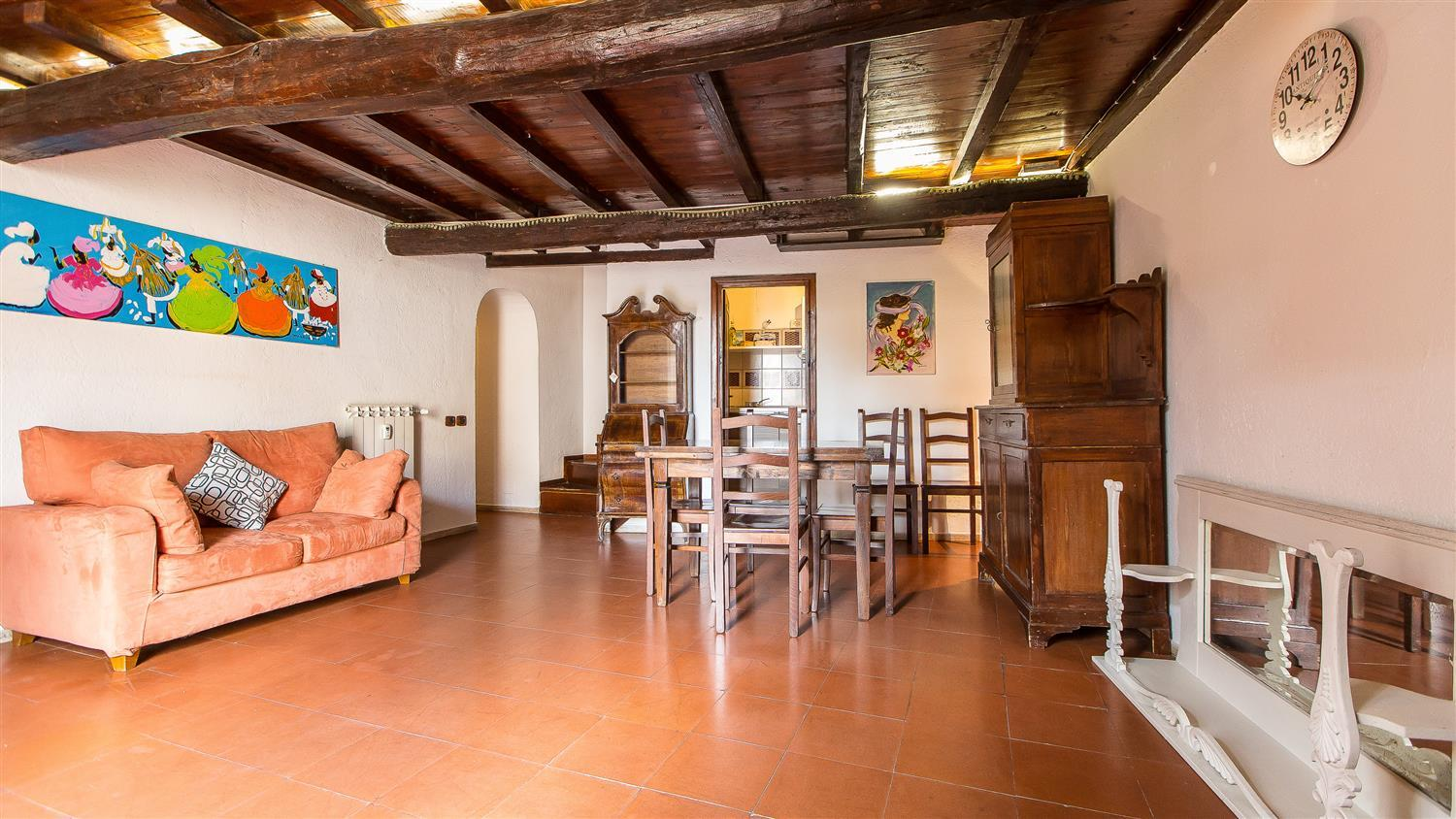 Apartment Arco della Ciambella Penthouse photo 31802761
