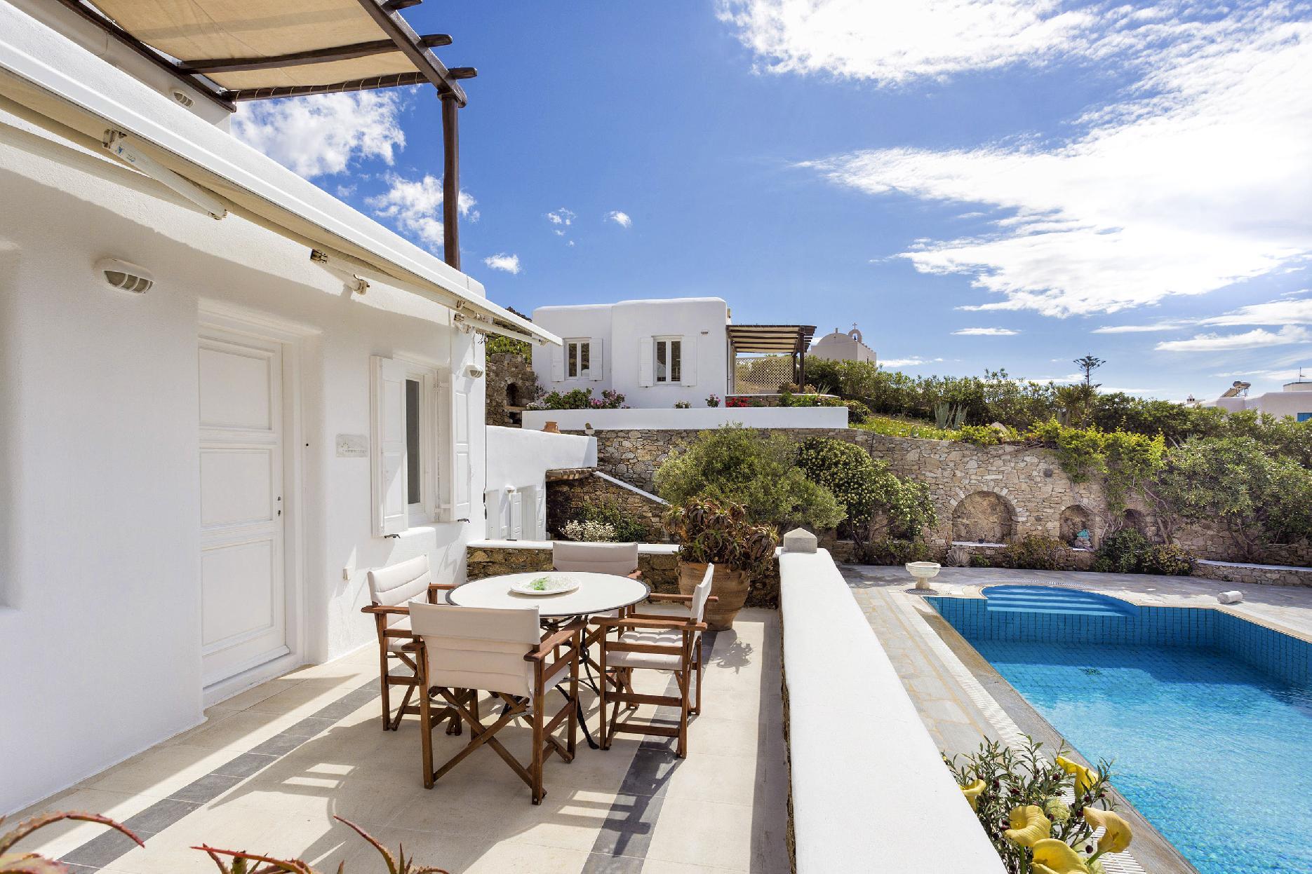Apartment HOUSE OF THE SUN The Galaxy Mykonos villa photo 1411922