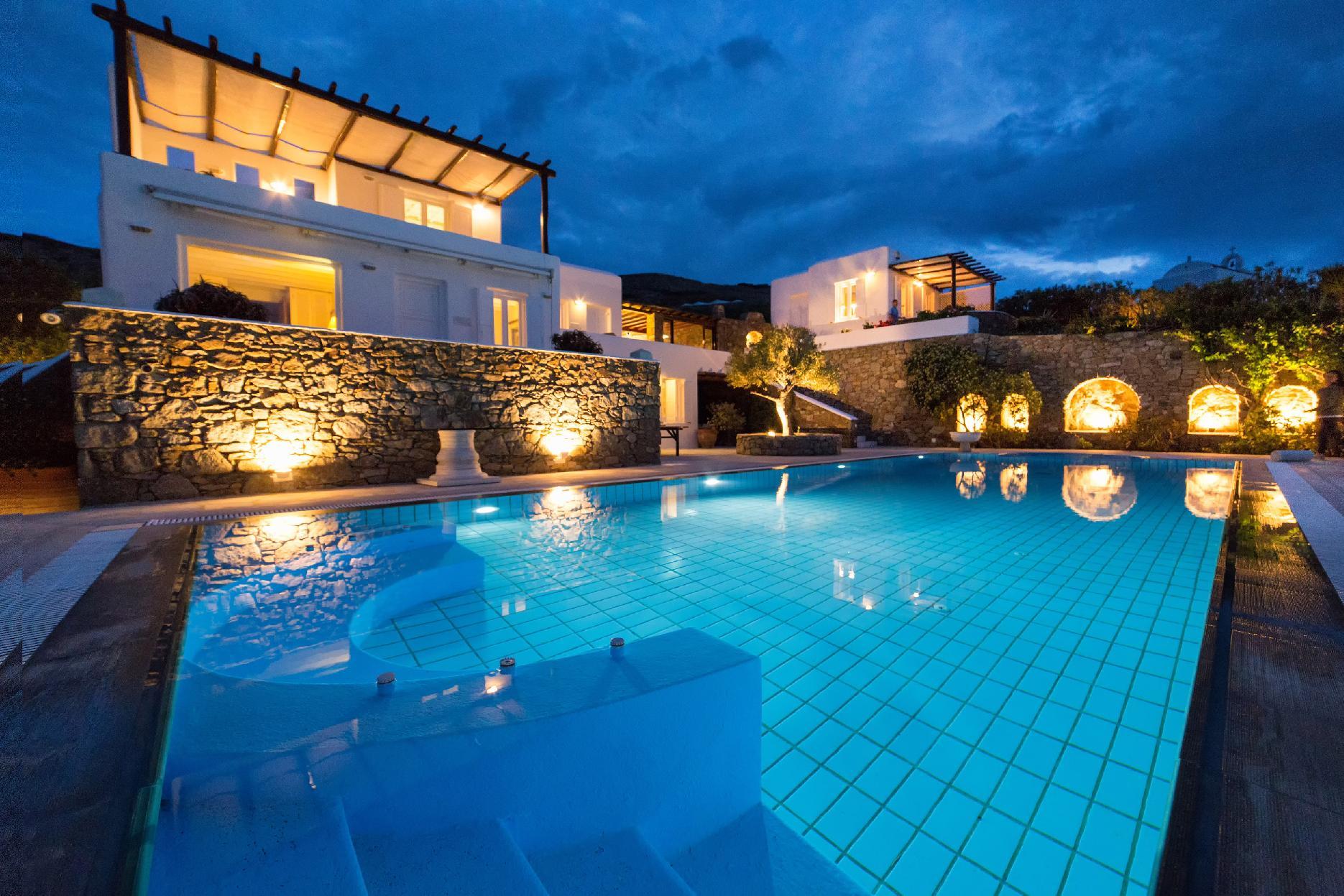 Apartment HOUSE OF THE SUN The Galaxy Mykonos villa photo 1411919