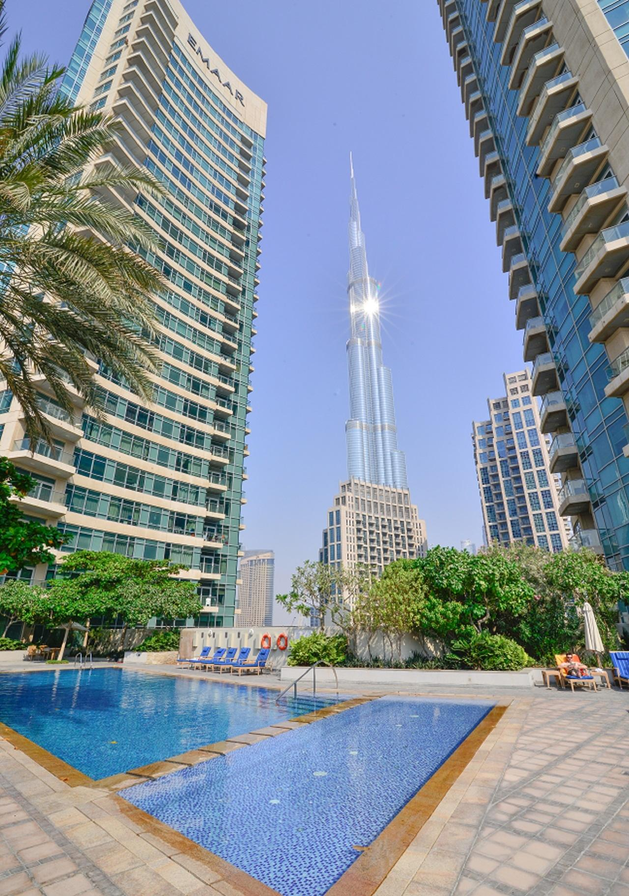 Apartment Nomad  Ease by Emaar    Stylish 1 Bedroom   B    photo 31787371