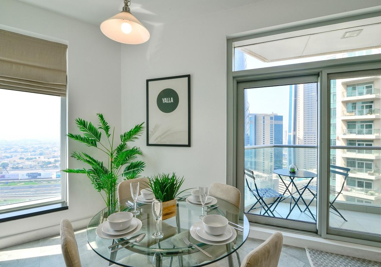 Nomad [Ease by Emaar]   Stylish 1 Bedroom   B... photo 31787355