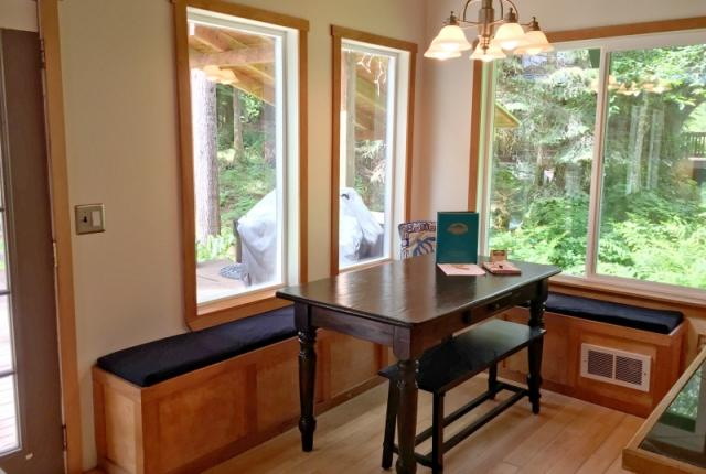 Mt. Baker Lodging Cabin #99 – HOT TUB, PETS OK, BBQ, WIFI, WASHER/DRYER, SLEEPS-6!  photo 61038