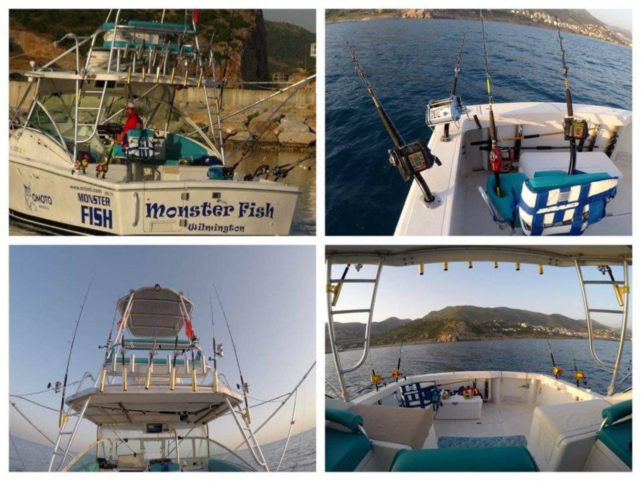 Apartment Professional fishing trip in Alanya photo 4843197