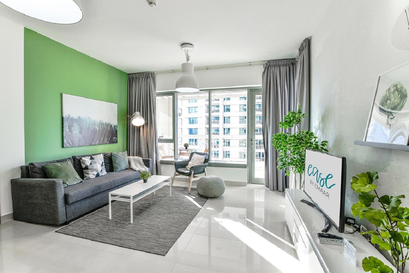 Apartment Evergreen  Ease by Emaar    Stylish One Bedroo    photo 31795402